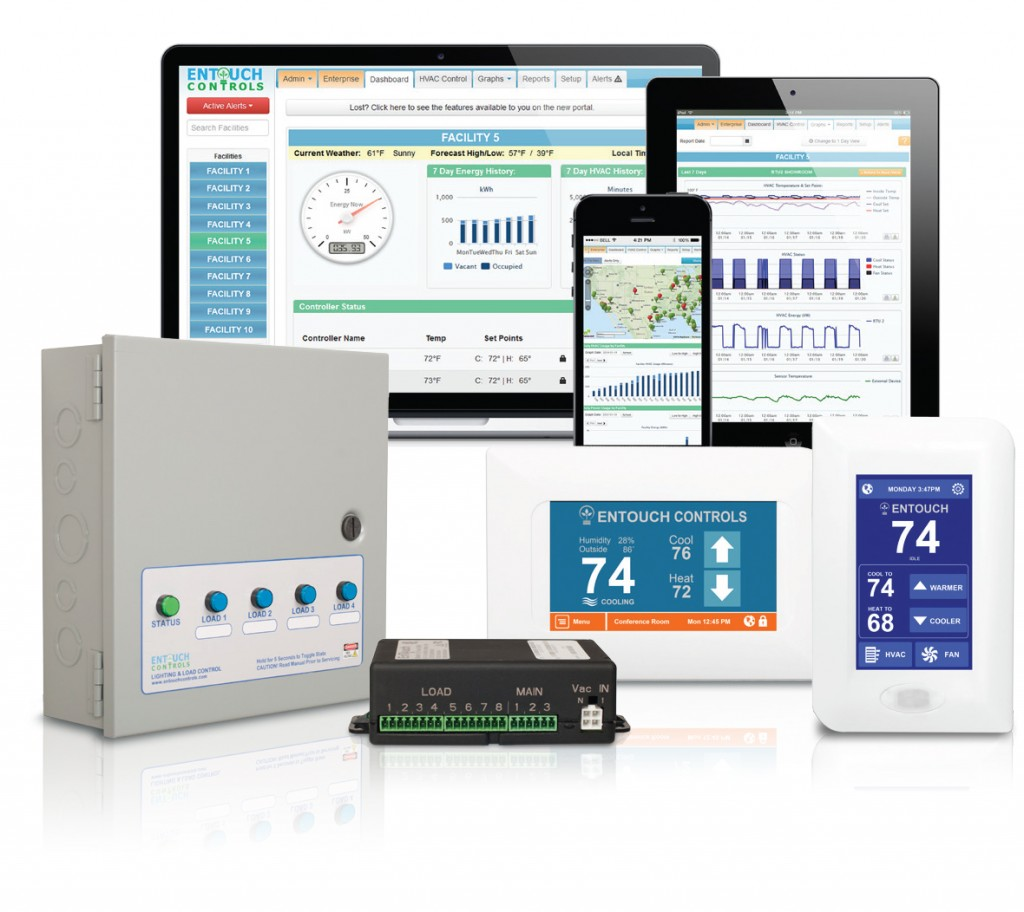 EMS controller Internet Based Thermostat (WIFI)