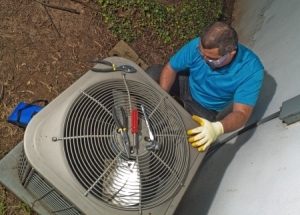 Residential ac repair HVAC Installation Technician